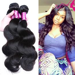 Wholesale Price Brazilian Hair Weave Bundles Virgin Human Hair Body Wave a Best Brazilian Hair Vendors Tangle Free Natural Color