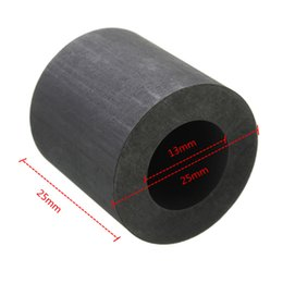 Wholesale 25 x mm oz Graphite Crucible Mini Cup Propane Furnace Torch Melting Gold Silver Copper Bulk density More than g cm3