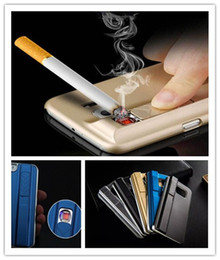 Wholesale Business men Phone case for googohone i6s For Samsung Galaxy with cigarette lighter Iphone s Samsung Edge Note3 Note