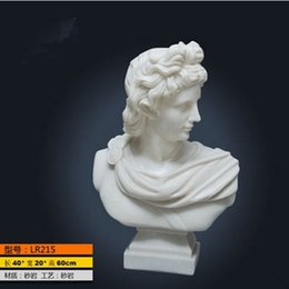 Wholesale Venus head statue marble sculpture art crafts European style home furnishings European style living room garden parking decoration