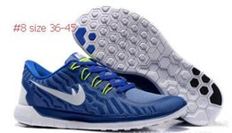Wholesale 2016 New Style High Quality Free Run Running Shoes For Women Men Best Lightweight Athletic Tennis Jogging Shoes Eur Size