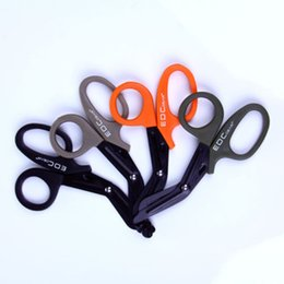 Wholesale EMT Shear Aid First Emergency Bandage Paramedic Nursing Medical Scissors Outdoor