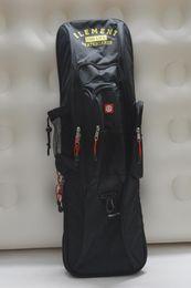 Wholesale 2016 fashion bag black plaid spot element skateboard dead fly shoulders long backpack