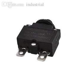 Wholesale AC125 V A Pins Circuit Breaker Overload Protector for Appliance