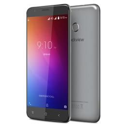 2017 écran tactile google Scanner d'empreintes digitales Blackview E7 4G LTE Touch ID 64 bits Quad Core MTK6737 1 Go 16 Go 5,5 pouces 2.5D écran Arc 1280 * 720 Android 6.0 Smartphone bon marché écran tactile google