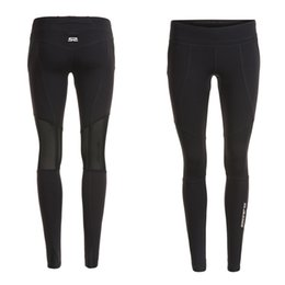 Wholesale Sexy Women S Sports Jerseys - 2016 Fashion Spring Women Sports Leggings Lady Yoga Pants Workout Gym Leggings Sexy Slim Sportswear