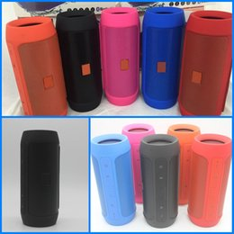 Wholesale PULSE Bluetooth Mini Speaker CHARGE Portable Wireless Waterproof Speaker Big Sound Box Without LED Light Support TF USB Pill Speaker