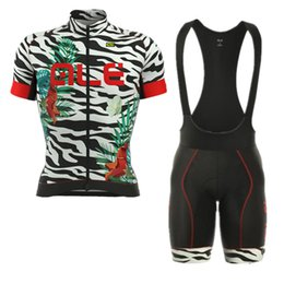 Acheter en ligne Maillots de sport-2016 ALE Bike Cycling Jersey Cyclisme Vêtements Ropa Ciclismo hombre verano / Rapide-Dry Racing Bike Jersey / Racing Bicycle Sports
