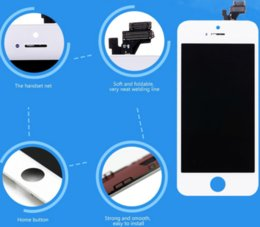 Wholesale Big discount AAA good LCD Display For iPhone Screen Replacement For iPhone G LCD Touch Screen Digitizer Assembly for iphone5 s c lcd