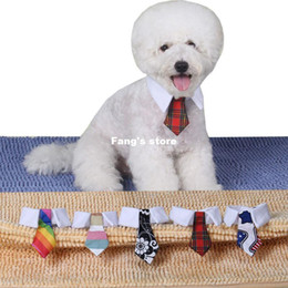 2015 Hot Sales Pet Supplies Red Color Cool Dog Tie Wedding Accessories Cats Dogs Bowtie Collar Pet Grooming 20pcs lot