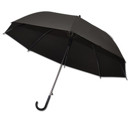 Wholesale Top Quality Unisex Colourful Umbrellas Brolly Rainbow Long Handle Umbrellas have Stock In UK Many Colors