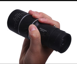 Day & Night Vision 16x52 HD Optical Monocular Hunting Camping Hiking Telescope