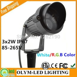 Wholesale V New Arrival W LED Garden Light Waterproof IP67 with Caps W Garden Path Pond Lawn Light