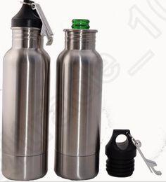 Wholesale Beer Bottle Armour Koozie Keeper Stainless Steel bottle keeper Bottle Armour Bottle Koozie Insulator with Bottle Opener OOA611