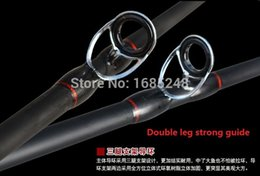 Wholesale NANO Carbon Material Hyper MH action spinning rod The best choice for BASS FISHING