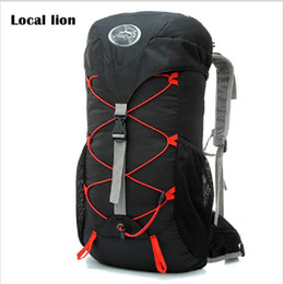 New 35L Waterproof Backpack Men's Travel Outdoor Sport Backpack Camping Mochilas Climbing Hiking Backpack Sport Rucksack