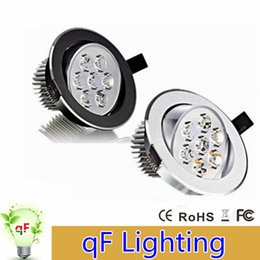 Wholesale High power Dimmable Recessed Led downlight W W Led Bulb V LED lighting bulb led spotlight with led driver