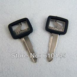 Wholesale Door Hardware Locks Locks C510 right single groove sports motorcycle car key key card security system