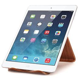 Tablet Stand, Premium Hard Natural Wood Stand Holder for iPad Mini, iPad Air   iPad Air 2, iPad Pro Samsung Tab2 Google Nexus 7 9 10