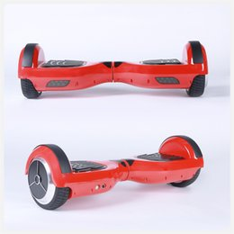 New Arrival 6.5 inch 2 Wheel Smart Balance Scooter Hoverboard Electric Scooter self Balancing Skateboard Led with remote