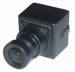 """Wholesale Camera For Fpv - 1 3"""" SONY Color 540TVL 0.01Lux Indoor Security Video Mini Camera UAV FPV Camera Mini for RC Airplanes Helicopter Small Size 20x20mm 2 Boards"""