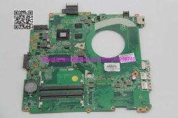 Ordinateur portable hp i7 en Ligne-782295-501 carte mère pour HP ENVY 14T-V200 Pavilion 14-v204la Ordinateur portable 840M / 2GB i7-5500U carte mère CPU entièrement testé fonctionnant parfaitement