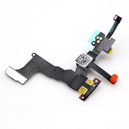 Proximity Sensor Light Motion Flex Cable with Front Face Camera for iPhone 5C