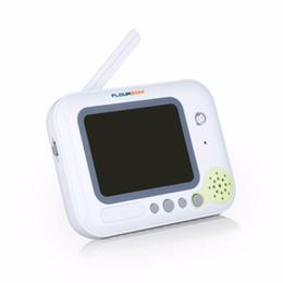 Lcd moniteur d'affichage vidéo à vendre-3,5 pouces sans fil LCD bébé Radio Moniteur vidéo numérique Babysitter bébé Audio Vision nocturne Musique Affichage de la température Radio Nanny