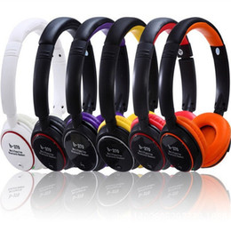 Wholesale Hot New arrive Fashion ZEALOT B bluetooth headphones earphone sport headset suppout TF card and FM radio Mp3 player with mic