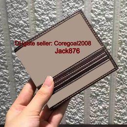 Wholesale beige canvas genuine Leather bi fold wallet with Web italy luxury brand designer small Bifold Billfold mens short PURSE