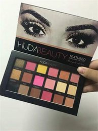 Wholesale New Huda Beauty Color Matte Shimmer Eye Shadow Eyeshadow Palette Waterproof Long Lasting Huda Eye Shadow