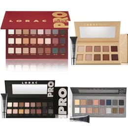 Wholesale Newest Mega LORAC PRO Color Eye Shadow Palette Blush Eyeshadow Makeup Cosmetic Palette from grandsky