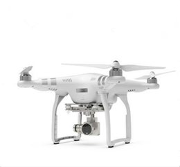 Wholesale DHL Original DJI Phantom Advanced FPV camera drone with p Camera rc helicopter with Brushless Gimble GPS system