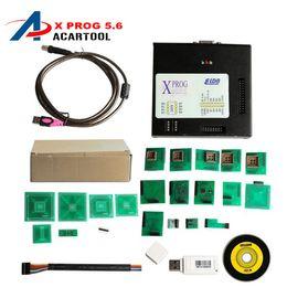 Wholesale 2016 Hot Selling Xprog Box Higher Version Than X PROG M AUTO ECU Programmer Full adapter Xprog m V5