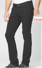 Wholesale American Style Mens True Jeans Size