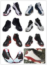 Wholesale Best discount Retro13 Low cut Many colors basketball shoes retro sport sneaker shoes Men Women shoes Athletic trainning shoes eur
