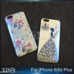 Wholesale High Heel Shoe Butterfly Girl Soft TPU Bling Diamond Cover Case For iPhone s Plus