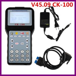 Wholesale 2016 V45 CK CK100 Auto Key Programmer Support Till Multi language Support Pin Code Reader Function Part of Cars