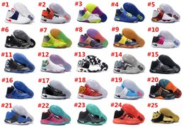 Wholesale 2016 Newest Kyrie ll Men Basketball Shoes Irving Tie Dye BHM Bright Crimson All Star Basketball shoes Sneakers Cheap Sale Online