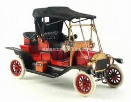 1911 Model T Vintage Car handmade antique metal craft home office bar cafe decoration gift Diecasts & Toy Vehicles