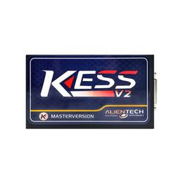 Wholesale Best Diagnostic Tools Kess V2 OBD2 Manager Tuning Kit Newest Master Version ECU Programmer Engine Analyzer Scanner Tools for Most Cars