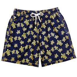 Wholesale vilebre Brand NEW swimsuit beach men shorts short brand swimwear swim boardshort quick drying bermudas