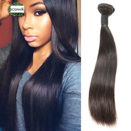 Wholesale Peruvian Human Hair Weave Kinky Straight Hair Weave Peruvian Hair Straight Remi Weave Beauty Collection Hair