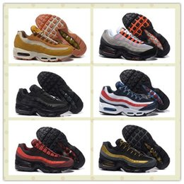 Wholesale Retro Men s Max OG Greedy Sports Running Shoes Cheap Original Air OG Neon Max95 Green Black Men Sneakers US