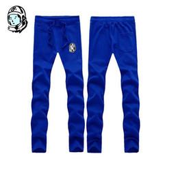 Wholesale-Free Shipping BBC Pants Outdoors Men 2016 New Fashion Letter Print Harem Pants Sweat Pants Men Trousers Sports