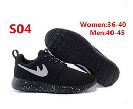 Wholesale men and women Rosh shoes for runs Olympic lightweight breathable colors casual running shoes For old customer size