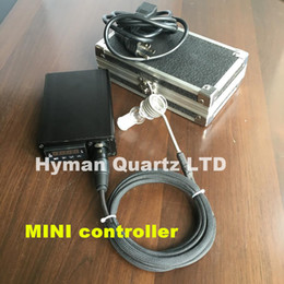 Amazing Mini PID temperature controller and Electric nail coil heater for D nail,domeless nail heating coil MINI heating box controller
