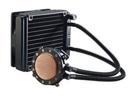 CoolerMaster one 12cm PWM fan CPU water cooler Seidon (HAISHEN) 120M RL-S12M-24PK-R1 for multi-platform
