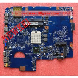 Wholesale Laptop Motherboard for Acer Aspire G DDR2 MBPHP01001 JV50 TR FN01 support AMD CPU CHECK IT