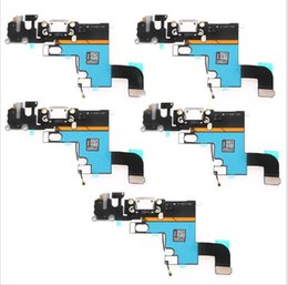 Wholesale For iPhone Headphone Audio Charging Data USB Port Flex Cable Replace Parts Brand New High Quality Replace Parts
